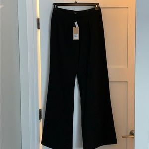Halogen Pants - Halogen wide leg pants